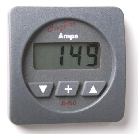 Square A60 Amps Gauge