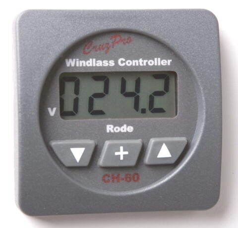 CH60 Chain Counter and Intelligent Windlass Controller
