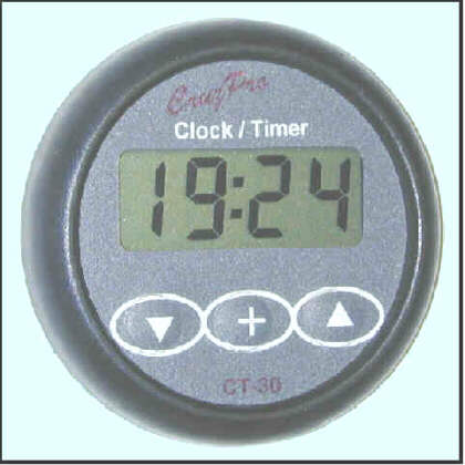CT30 LCD Clock, Race & Watch Timer