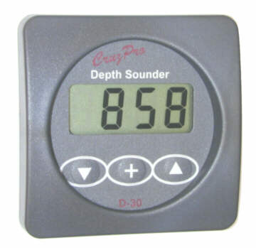 D30 DSP Depth Sounder