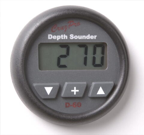 D60 DSP Depth Sounder