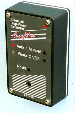 EFS10 Bilge Pump Controller & Electronic Float Switch