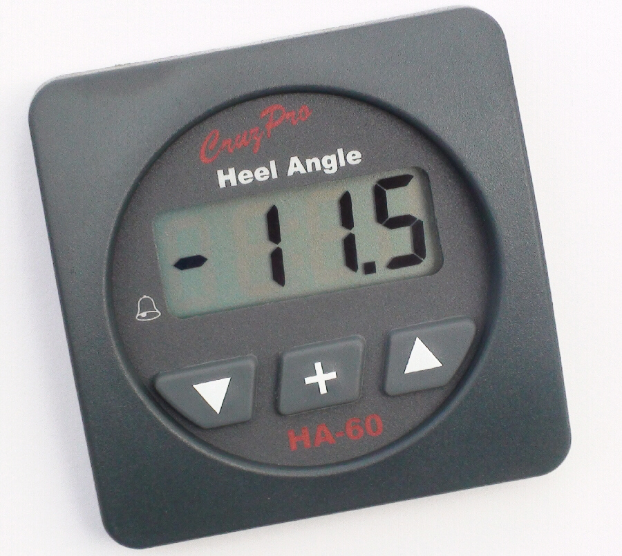 HA60 Digital Heel Angle Gauge and Alarm