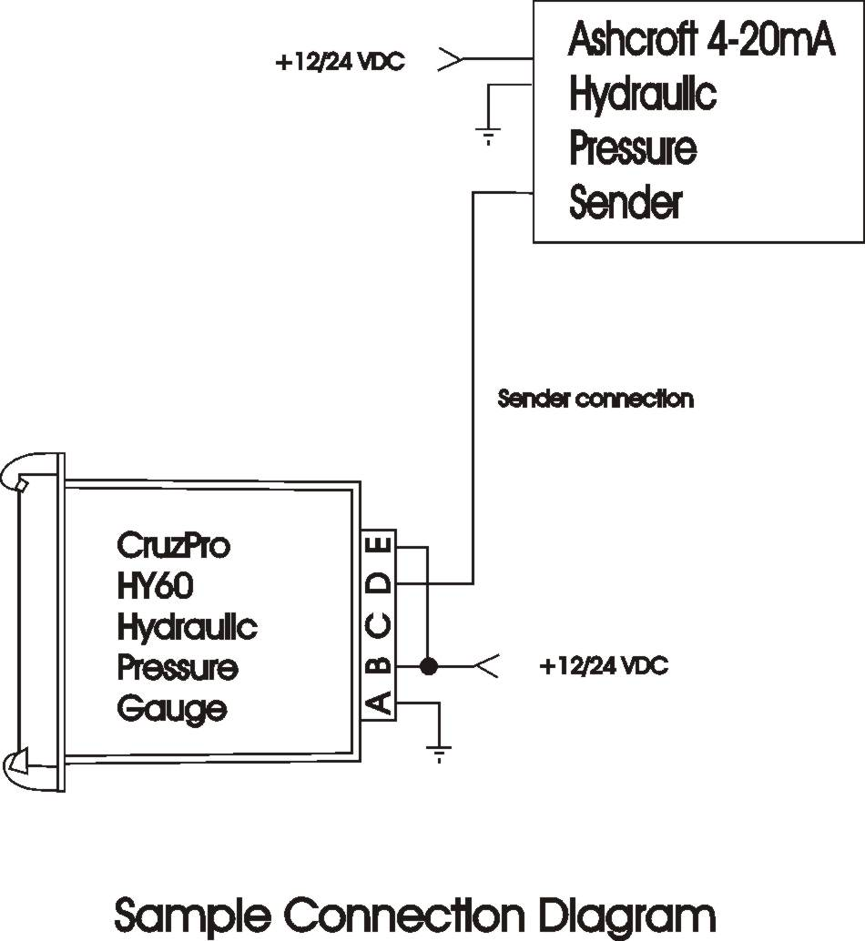 HY60 Connection Diagram 2