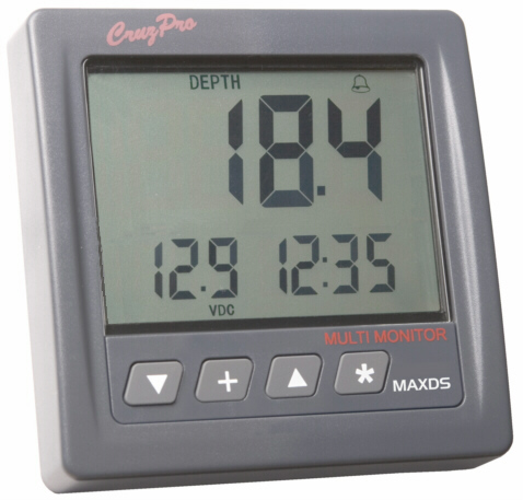 MaxDS110 Multifunction Depth/Speed Log