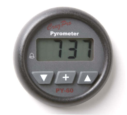PY30 Digital Pyrometer Gauge and Alarm