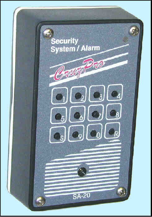 SA20 Security System / Alarm