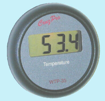 WTP35 Precision Sea Water Temperature gauge