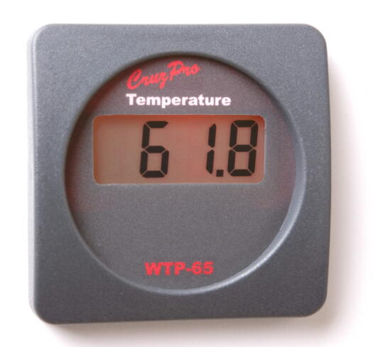 WTP65 Precision Sea Water Temperature gauge